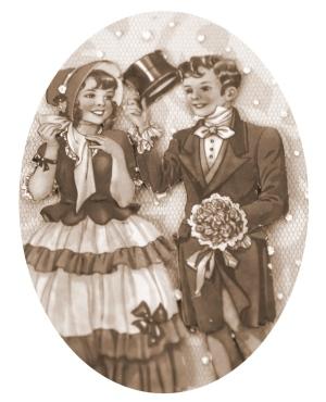 Bästa bröllopstalet till brudparet