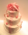 bröllopstal till tårtan