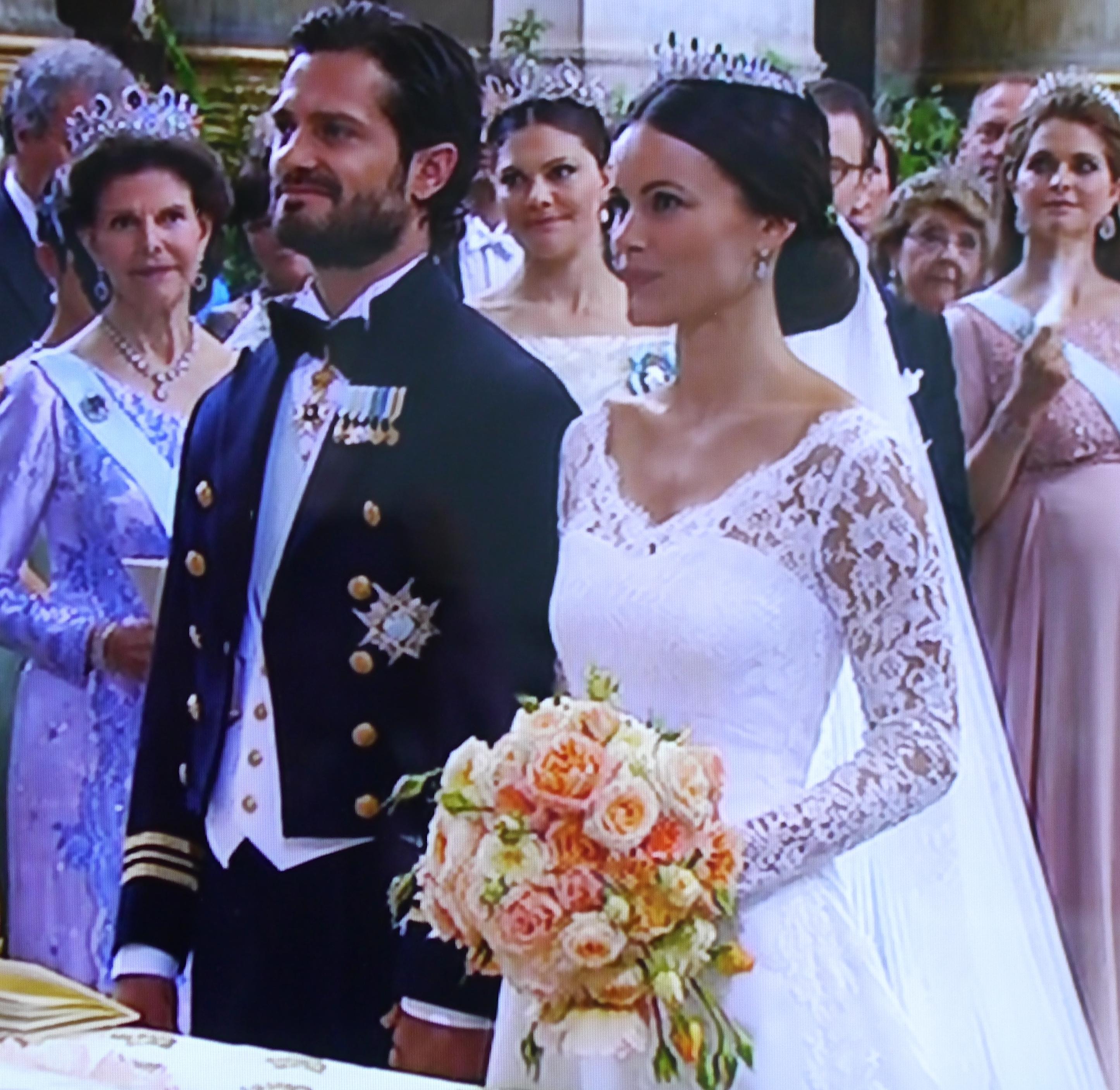 76c900fac63a Kungligt bröllop med fina tal.JPG