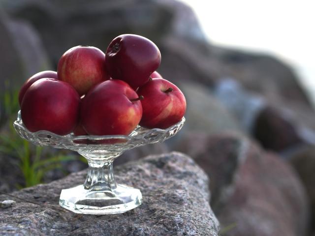 Viss kärlek är som vinteräpplen - mognar sent och håller länge!