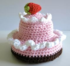Födelsedagstal och tårta