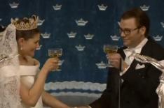 Daniels bröllopstal till Vicoria