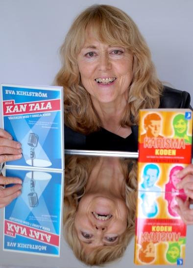 Eva Kihlström på Talakuten