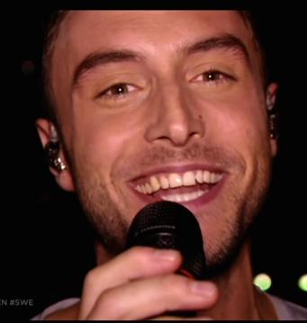 Ingen kan missta sig på glädjen Måns Zelmerlöv utstrålade när han sjöng sin segerlåt i Eurovisionsfinalen. Äkta Vara rätt igenom!
